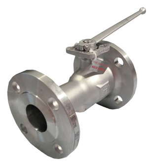 1 Piece 316 Stainless Steel Ball Valve #166R-150DM