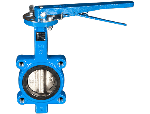 OVC Butterfly Valves