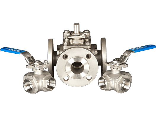 OVC Multiport Valves